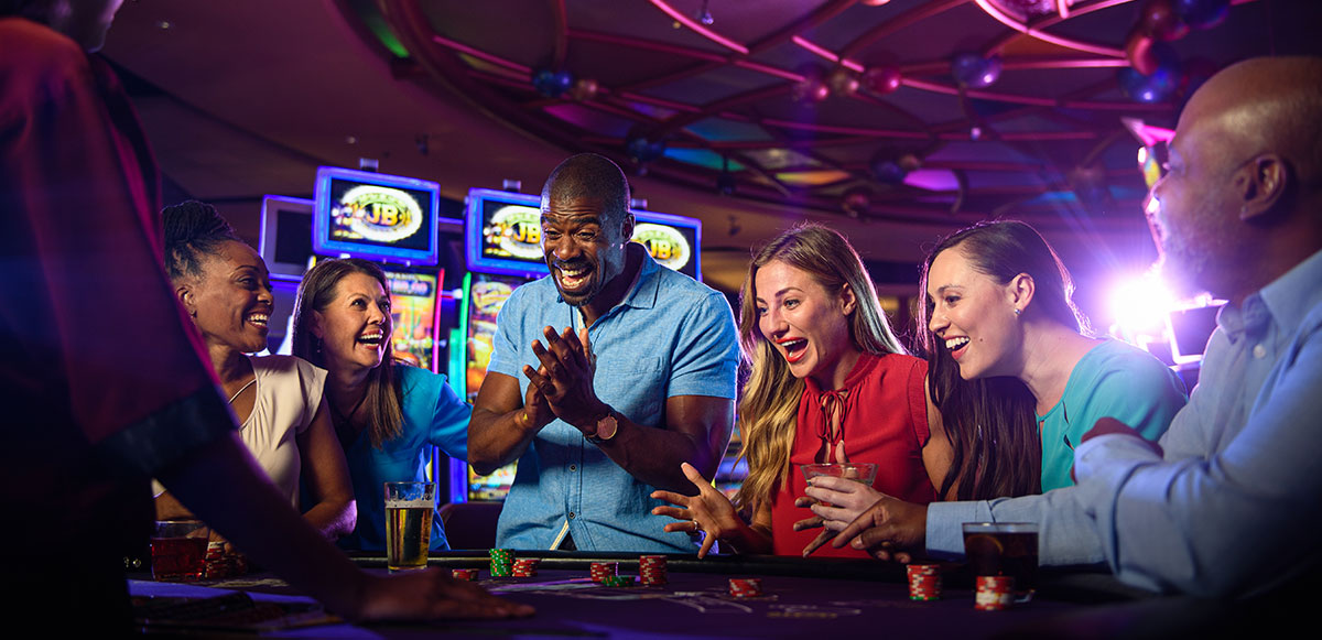 What Casino Consultants Need You To Know