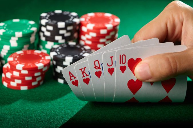 Stop Losing Time And started Casino.