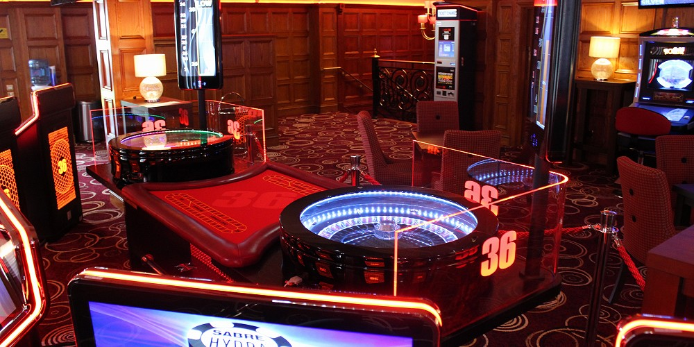 There's Huge Money In Casino games